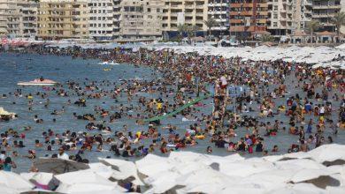 موجة حر في مصر