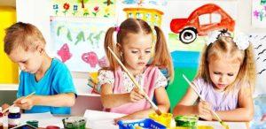 تنسيق رياض الأطفال