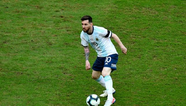 الأرجنتين و قطر