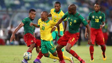 الكاميرون و غينيا بيساو