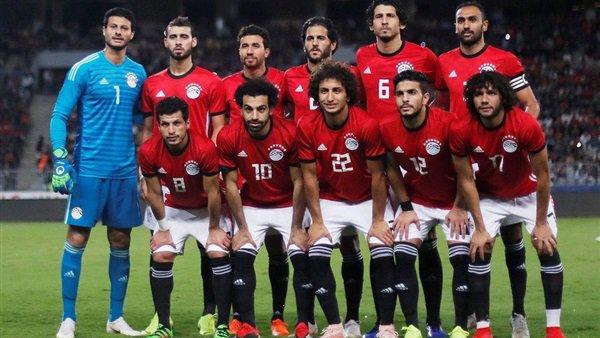 مباراة مصر و غينيا