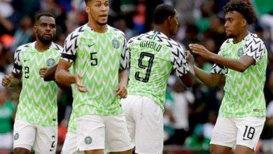 الزيارات ممنوعة لمنتخب نيجيريا