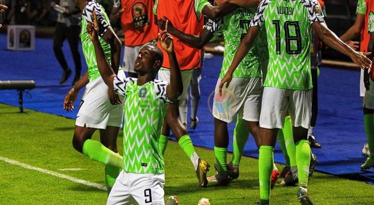نيجيريا و بوروندي