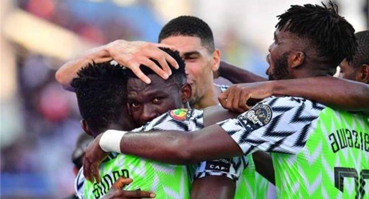 مباراة نيجيريا والكاميرون