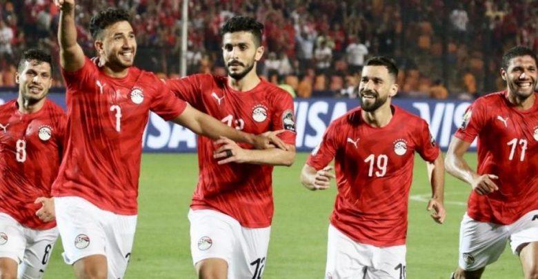 مباريات منتخب مصر