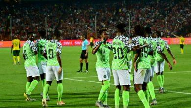 منتخب نيجيريا