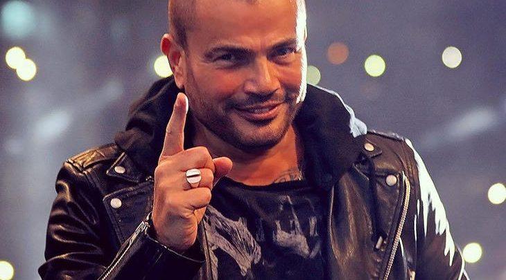 عمرو دياب يصدر ألبومه أنا غير 2019
