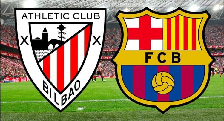 برشلونة وأتليتك بلباو بث مباشر