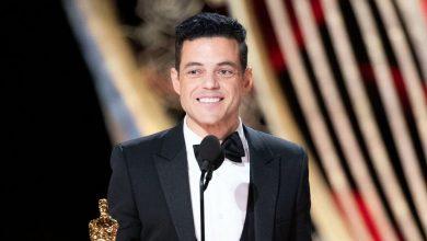 رامي مالك مصري حصل على جائزة الأوسكار