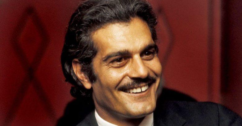 عمر الشريف ترشح للأوسكار عن لورانس العرب