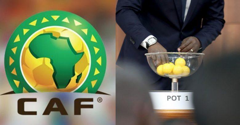 قرعة دوري أبطال إفريقيا