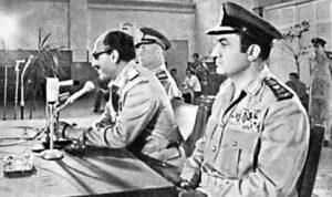 مبارك يتحدث عن حرب أكتوبر