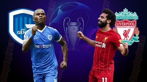 ليفربول ضد جينك