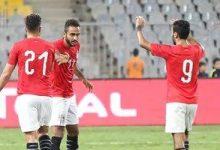ملخص مباراة مصر وكينيا