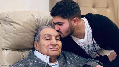 ظهور حسني مبارك