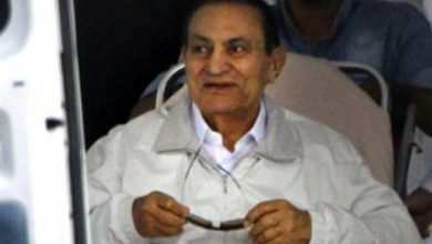 وفاة حسني مبارك